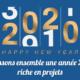 expert comptable normandie : voeux 2020